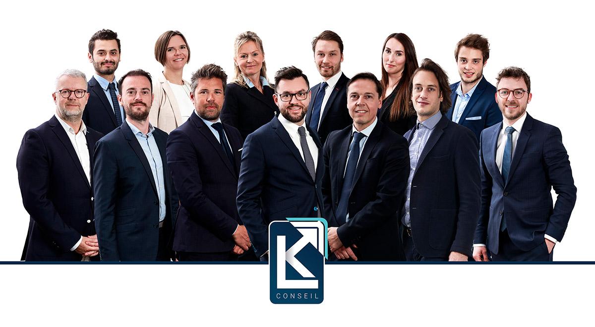 Team LK conseil 2018